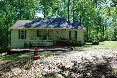 Russell County, Lee County Single Family Home For Sale: 347 Lee Road 0747