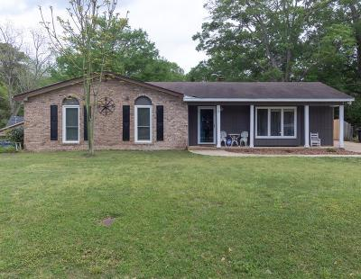 Columbus Single Family Home For Sale: 5766 Bishop Drive
