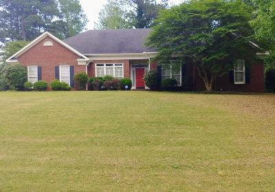 Muscogee County Single Family Home For Sale: 8500 Tavern Court