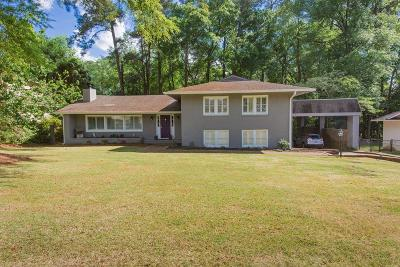 Muscogee County Single Family Home For Sale: 2604 Techwood Drive