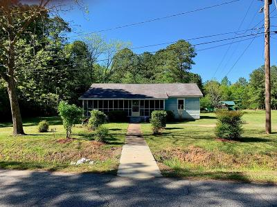 Harris County Single Family Home For Sale: 534 Perry Street
