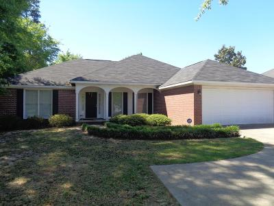Columbus Single Family Home For Sale: 3854 Weems Road