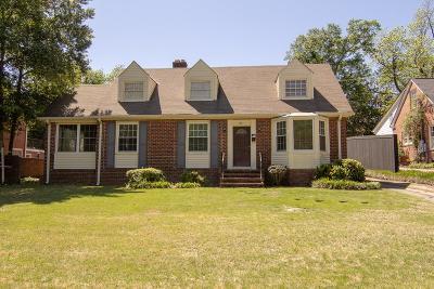 Columbus Single Family Home For Sale: 1541 Hilton Avenue