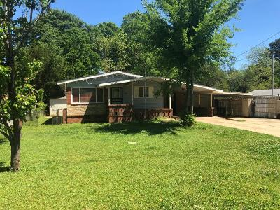 Muscogee County Single Family Home For Sale: 2570 Bond Avenue
