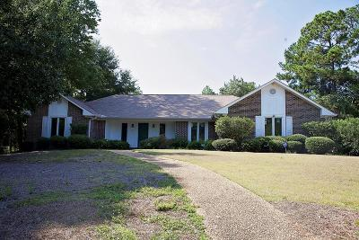 Muscogee County Single Family Home For Sale: 840 Rudgate Road