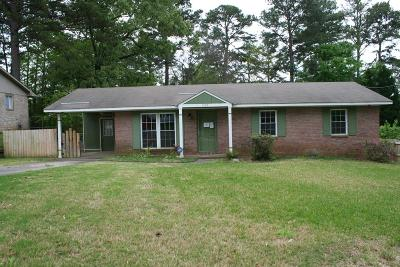 Columbus Single Family Home For Sale: 1228 Apostle Drive
