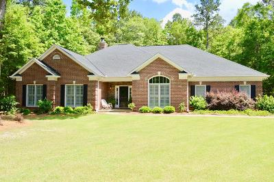 Muscogee County Single Family Home For Sale: 9252 Collinwood Drive