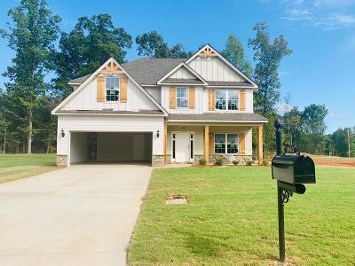 Russell County, Lee County Single Family Home For Sale: Lot 92 Creekstone Drive
