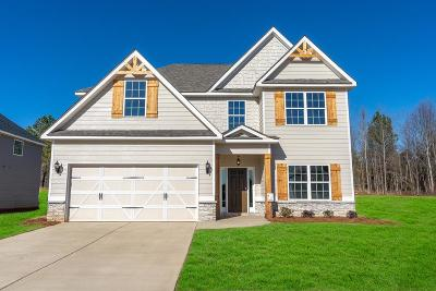 Russell County, Lee County Single Family Home For Sale: Lot 96 Creekstone