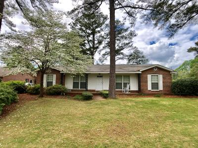 Columbus Single Family Home For Sale: 4213 Will Rhoades Drive