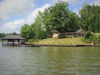 Russell County, Lee County Single Family Home For Sale: 572 Lee Road 0347