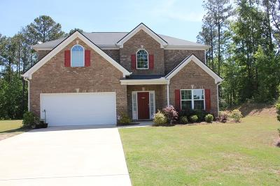 Fortson Single Family Home For Sale: 9662 N Ivy Park Drive