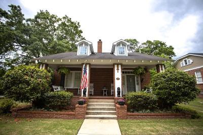 Columbus Single Family Home For Sale: 1415 18th Avenue
