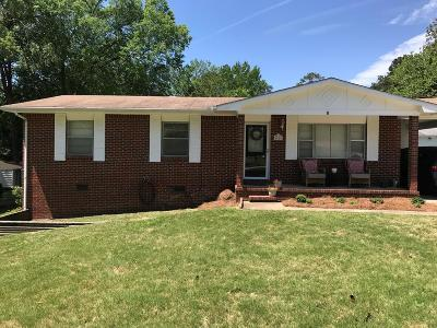 Columbus Single Family Home For Sale: 6029 Blueridge Drive