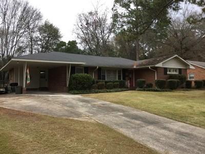Columbus Single Family Home For Sale: 3317 Junaluska Drive