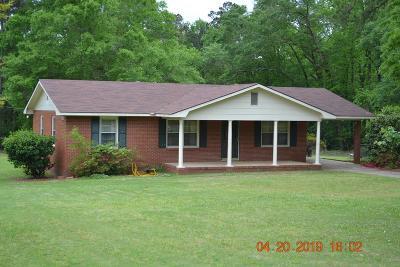 Phenix City Single Family Home For Sale: 2907 7th Street