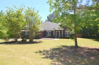 Harris County Single Family Home For Sale: 354 Quail Ridge Drive