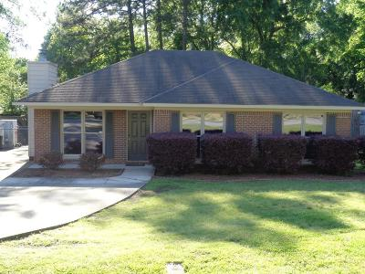 Muscogee County Single Family Home For Sale: 5309 Morris Avenue