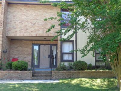 Muscogee County Condo/Townhouse For Sale: 2525 Norris Road