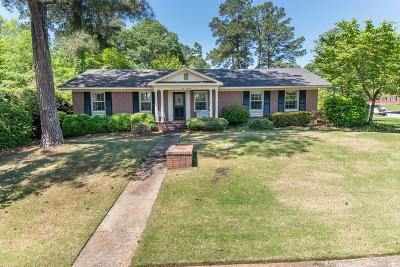 Columbus Single Family Home For Sale: 4019 Toccoa Avenue