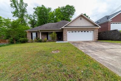 Phenix City Single Family Home For Sale: 3307 Hawthorne Drive