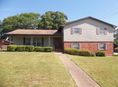 Muscogee County Single Family Home For Sale: 4057 Wilbur Drive