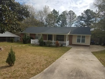 Muscogee County Single Family Home For Sale: 1812 West Park Drive