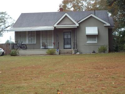 Muscogee County Single Family Home For Sale: 1405 Alta Vista Drive
