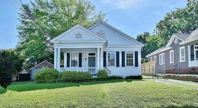 Muscogee County Single Family Home For Sale: 1342 Eberhart Avenue