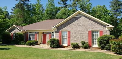 Muscogee County Single Family Home For Sale: 8291 Midland Trail