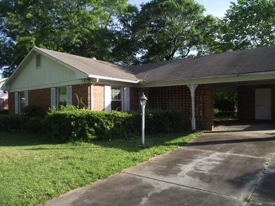 Muscogee County Single Family Home For Sale: 3332 Wallace Drive