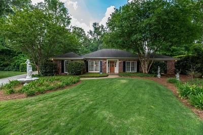 Muscogee County Single Family Home For Sale: 5851 Winvelly Drive