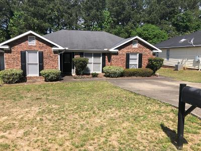 Columbus Single Family Home For Sale: 7795 Birchwood Lane