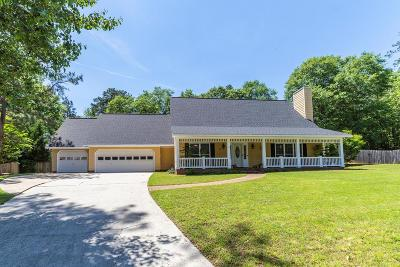 Muscogee County Single Family Home For Sale: 3 Wynfield Court