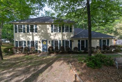 Muscogee County Single Family Home For Sale: 7033 Widgeon Drive