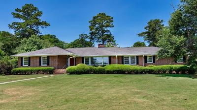 Columbus Single Family Home For Sale: 3309 Clubview Drive