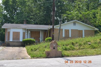 Phenix City Single Family Home For Sale: 1501 12th Place