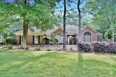 Columbus Single Family Home For Sale: 7169 Pinewood Court