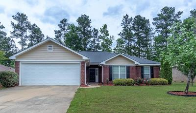 Midland Single Family Home For Sale: 8067 Garrett Pines Drive
