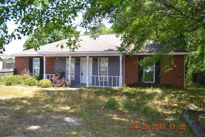 Phenix City Single Family Home For Sale: 402 26th Court