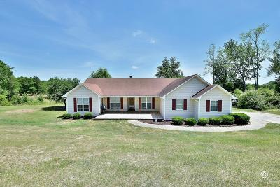 Buena Vista Single Family Home For Sale: 277 Marvin Moore Road