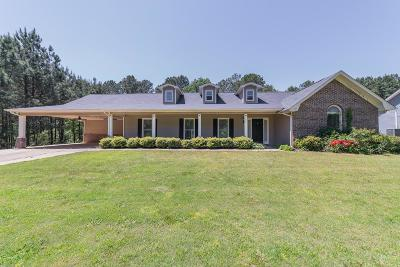 Russell County, Lee County Single Family Home For Sale: 154 Lee Road 0021