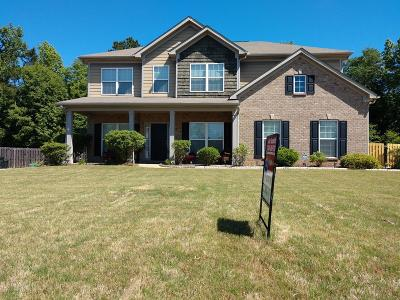 Fortson Single Family Home For Sale: 4570 English Ivy Drive