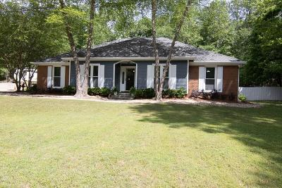 Midland Single Family Home For Sale: 8555 Birdie Drive