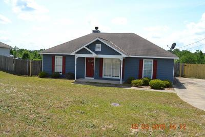 Phenix City Single Family Home For Sale: 76 Lee Road 2095