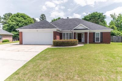 Columbus Single Family Home For Sale: 4809 Spring Ridge Drive