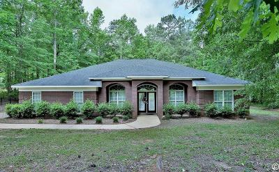 Harris County Single Family Home For Sale: 1267 Plantation Creek Road