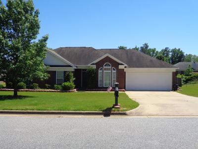 Midland Single Family Home For Sale: 2978 Waterhill Drive