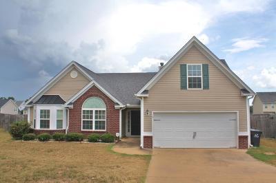 Phenix City Single Family Home For Sale: 18 Springwood Court