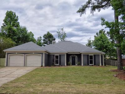 Russell County, Lee County Single Family Home For Sale: 287 Lee Road 0980
